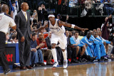 New Orleans Hornets v Dallas Mavericks: Jason Terry Photographic Print by Layne Murdoch