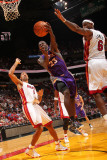 Phoenix Suns v Miami Heat: Jason Richardson Photographic Print by Victor Baldizon