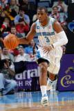 New York Knicks v New Orleans Hornets: Chris Paul Photographic Print by Layne Murdoch