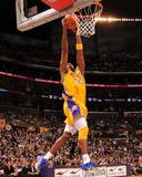 Sacramento Kings v Los Angeles Lakers: Kobe Bryant Reproduction photographique par Andrew Bernstein