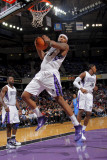 Dallas Mavericks v Sacramento Kings: DeMarcus Cousins Photographic Print by Rocky Widner