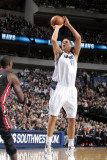 Miami Heat v Dallas Mavericks: Dirk Nowitzki Photographic Print by Bill Baptist