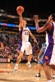 Minnesota Timberwolves v Phoenix Suns: Steve Nash Photographic Print by Barry Gossage