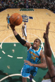 New Orleans Hornets v Utah Jazz: David West Photographic Print by Melissa Majchrzak