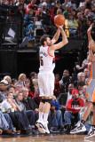 Phoenix Suns v Portland Trail Blazers: Rudy Fernandez Photographic Print by Sam Forencich