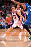 Minnesota Timberwolves v Phoenix Suns: Steve Nash Photographic Print by P.A. Molumby