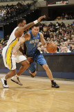 Orlando Magic v Indiana Pacers: J. J. Redick and Brandon Rush Photographic Print by Ron Hoskins