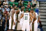 Memphis Grizzlies v Utah Jazz: Photographic Print by Melissa Majchrzak