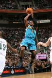 New Orleans Hornets v Utah Jazz: Chris Paul Photographic Print by Melissa Majchrzak