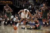 Milwaukee Bucks v Cleveland Cavaliers: Joey Graham and Corey Maggette Photographic Print by David Liam Kyle