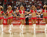 Chicago Bulls v Houston Rockets: Photographic Print by Bill Baptist