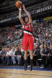 Portland Trail Blazers v Dallas Mavericks: Rudy Fernandez Photographic Print by Glenn James