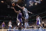 Phoenix Suns v Orlando Magic: Marcin Gortat and Garret Siler Photographic Print by Fernando Medina