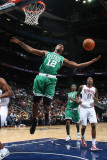 Boston Celtics v Atlanta Hawks: Von Wafer Photographic Print by Scott Cunningham
