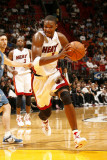Washington Wizards v Miami Heat: Chris Bosh Photographic Print by Issac Baldizon