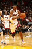 Washington Wizards v Miami Heat: Chris Bosh Photographic Print by Issac Baldizon