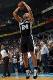 San Antonio Spurs v New Orleans Hornets: Richard Jefferson Photographic Print by Layne Murdoch