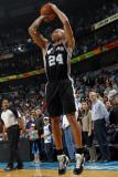 San Antonio Spurs v New Orleans Hornets: Richard Jefferson Photographic Print by Layne Murdoch