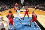 Los Angeles Clippers v Minnesota Timberwolves: Anthony Tolliver Photographic Print by David Sherman