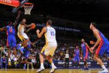 Detroit Pistons v Golden State Warriors: Monta Ellis Photographic Print by Rocky Widner