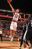 Memphis Grizzlies v Phoenix Suns: Steve Nash Photographic Print by Barry Gossage