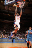 Minnesota Timberwolves v New York Knicks: Wilson Chandler Photographic Print by Nathaniel S. Butler