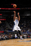 Memphis Grizzlies v Orlando Magic: Jameer Nelson Photographic Print by Fernando Medina