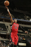 Toronto Raptors v Indiana Pacers: Leandro Barbosa Photographic Print by Ron Hoskins