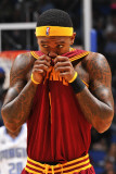 Cleveland Cavaliers v Orlando Magic: Daniel Gibson Photographic Print by Fernando Medina