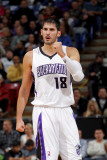Chicago Bulls v Sacramento Kings: Omri Casspi Photographic Print by Rocky Widner