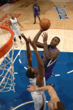 Sacramento Kings v Los Angeles Clippers: Donte Greene and Al-Farouq Aminu Photographic Print by Noah Graham