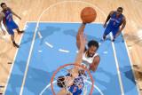 New York Knicks v Denver Nuggets: Al Harrington and Danilo Gallinari Photographic Print by Garrett Ellwood