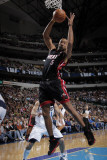 Miami Heat v Dallas Mavericks: Juwan Howard Photographic Print by Glenn James