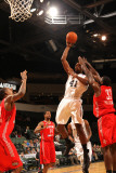 Rio Grande Valley Vipers v Austin Toros: Marcus Cousin and Patrick Patterson Photographic Print by Chris Covatta
