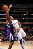 Sacramento Kings v Los Angeles Clippers: Eric Bledsoe Photographic Print by Noah Graham