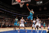 New Orleans Hornets v Los Angeles Clippers: Trevor Ariza Photographic Print by Noah Graham