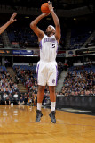 Indiana Pacers v Sacramento Kings: DeMarcus Cousins Photographic Print by Rocky Widner