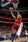 Cleveland Cavaliers v Philadelphia 76ers: Anderson Varejao Photographic Print by Jesse D. Garrabrant