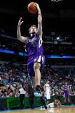 Sacramento Kings v New Orleans Hornets: Beno Udrih Photographic Print by Chris Graythen