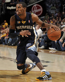 Memphis Grizzlies v Cleveland Cavaliers: Mike Conley Photographic Print by David Liam Kyle