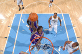 Phoenix Suns v Denver Nuggets: Jason Richardson Photographic Print by Garrett Ellwood