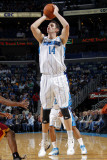Cleveland Cavaliers v New Orleans Hornets: Jason Smith Photographic Print by Layne Murdoch