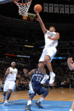 Memphis Grizzlies v Denver Nuggets: Aaron Afflalo Photographic Print by Garrett Ellwood