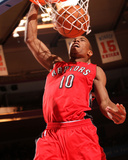 Toronto Raptors v New York Knicks: DeMar DeRozan Photographic Print by Ray Amati
