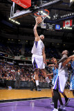 New Orleans Hornets v Sacramento Kings: DeMarcus Cousins Photographic Print by Rocky Widner
