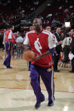 Los Angeles Lakers v Houston Rockets: Kobe Bryant Photographic Print by Bill Baptist