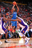 Washington Wizards v Phoenix Suns: Gilbert Arenas Photographic Print by P.A. Molumby