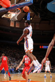 New Jersey Nets v New York Knicks: Amar'e Stoudemire Photographic Print by Nathaniel S. Butler
