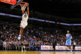 Denver Nuggets v Golden State Warriors: Rodney Carney Photographic Print by Rocky Widner