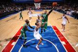 Boston Celtics v Philadelphia 76ers: Glen Davis Photographic Print by Jesse D. Garrabrant